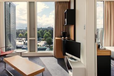Bijzondere Overnachting Origineel Overnachten Double Tree by Hilton Hotels met prachtig uitzicht over Amsterdam8