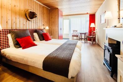 Bijzondere Overnachting Origineel Overnachten Slapen in Badhotel Rockanje aan het strand2