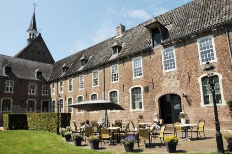 Slapen in Hotel Klooster Elsendael te Boxmeer