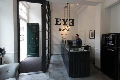 Bijzondere Overnachting Origineel Overnachten Slapen in Scandinavisch designhotel Eye Hotel Utrecht7