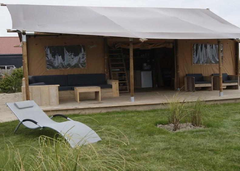 Bijzondere Overnachting Origineel Overnachten Slapen in een strandlodge op Strandpark De Zeeuwse Kust Renesse9