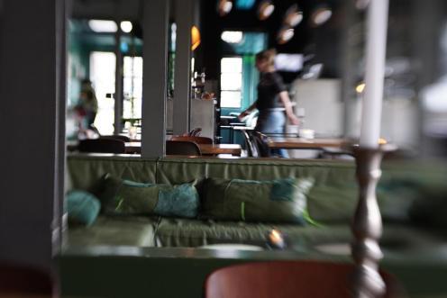 Bijzondere Overnachting Origineel Overnachten Slapen in een voormalig badhuis Hotel Badhu Utrecht14