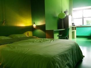 Bijzondere Overnachting Origineel Overnachten Slapen in een voormalig badhuis Hotel Badhu Utrecht23