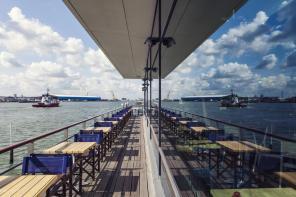 Bijzondere Overnachting Origineel Overnachten Uitzicht over de Maas bij het Delta Hotel in Vlaardingen4