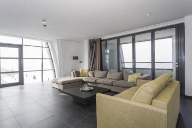 Bijzondere Overnachting Origineel Overnachten Luxe penthouse direct aan het strand van Bloemendaal aan Zee4