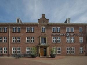 Slapen in Fletcher Kloosterhotel Willibrordhaeghe in Deurne