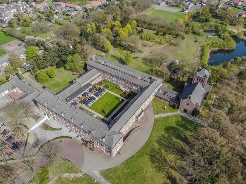 Bijzondere Overnachting Origineel Overnachten Slapen in Fletcher Kloosterhotel Willibrordhaeghe in Deurne15