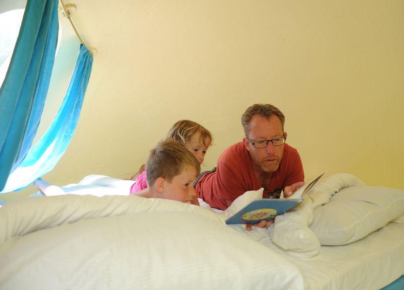 Bijzondere Overnachting Origineel Overnachten Slapen in een DrakenEi op Camping Schinkel Hoenderloo2
