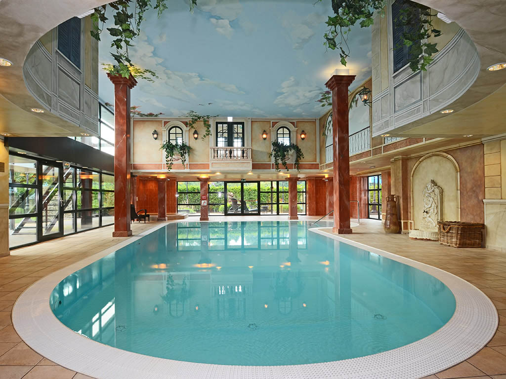Wellness in Drenthe - Fletcher Hotel De Hunzebergen