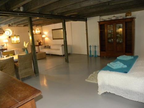 Bijzondere Overnachting Origineel Overnachten Appartement 't Katshuis aan de Oosterschelde in Zeeland12