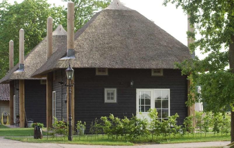 Bijzondere Overnachting Origineel Overnachten Bed en Breakfast Heide Hoeve Wierden3