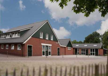 Groepsaccommodatie in Twentse Reggehooiberg in Rijssen