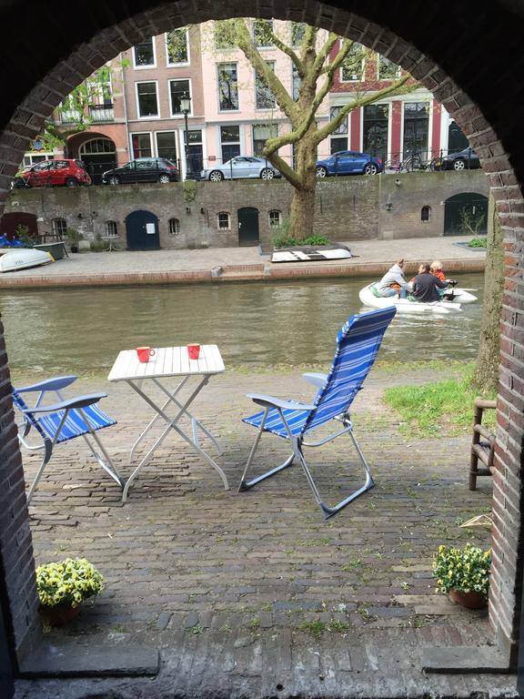 Bijzondere Overnachting Origineel Overnachten Kunstzinnig appartement in Utrechtse werfkelder10
