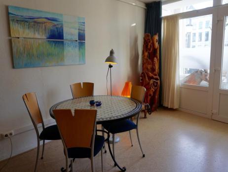 Bijzondere Overnachting Origineel Overnachten Kunstzinnig appartement in Utrechtse werfkelder14
