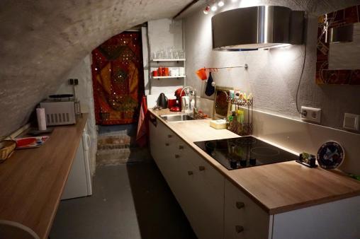 Bijzondere Overnachting Origineel Overnachten Kunstzinnig appartement in Utrechtse werfkelder8
