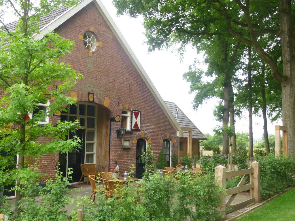 Bijzondere Overnachting Origineel Overnachten Sfeervolle Lodge in Twente Bed & Breakfast De Pol1