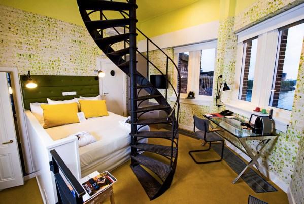 Bijzondere Overnachting Origineel Overnachten Slapen in Hotel New York te Rotterdam14