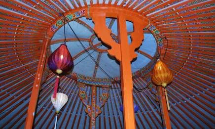 Bijzondere Overnachting Origineel Overnachten Slapen in een Mongoolse Yurt of Ger langs de Rijn12
