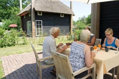 Bijzondere Overnachting Origineel Overnachten Slapen in een hooiberg op een luxe vakantiepark Molke Zuna14
