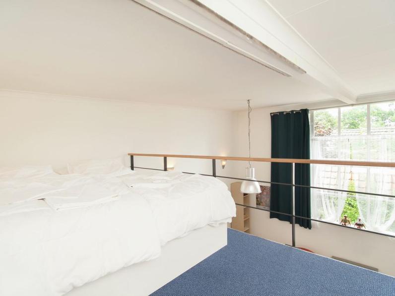 Bijzondere Overnachting Origineel Overnachten Voormalig schildersatelier Villa Gestel in Bergen aan Zee9