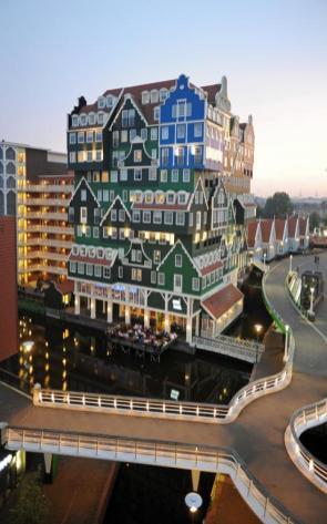 Bijzondere Overnachting Origineel Overnachten Slapen in de Zaanse huisjes in Zaandam11