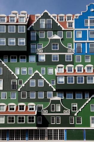 Bijzondere Overnachting Origineel Overnachten Slapen in de Zaanse huisjes in Zaandam7