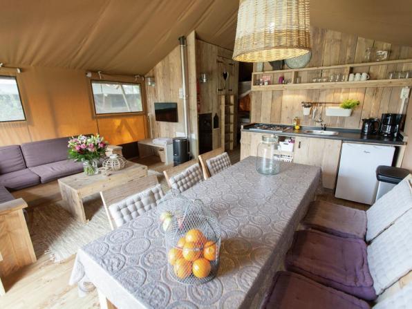 Bijzondere Overnachting Origineel Overnachten Slapen in een luxe Sea Lodge in de duinen van Egmond aan Zee10
