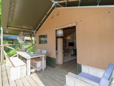 Bijzondere Overnachting Origineel Overnachten Slapen in een luxe Sea Lodge in de duinen van Egmond aan Zee5