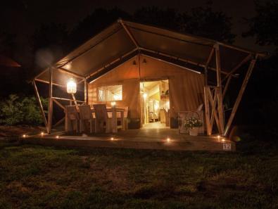 Bijzondere Overnachting Origineel Overnachten Slapen in een luxe Sea Lodge in de duinen van Egmond aan Zee7