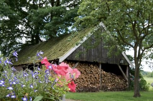 Bijzondere Overnachting Origineel overnachten Slapen op Boerderij Het Brook in het Twentse Denekamp3