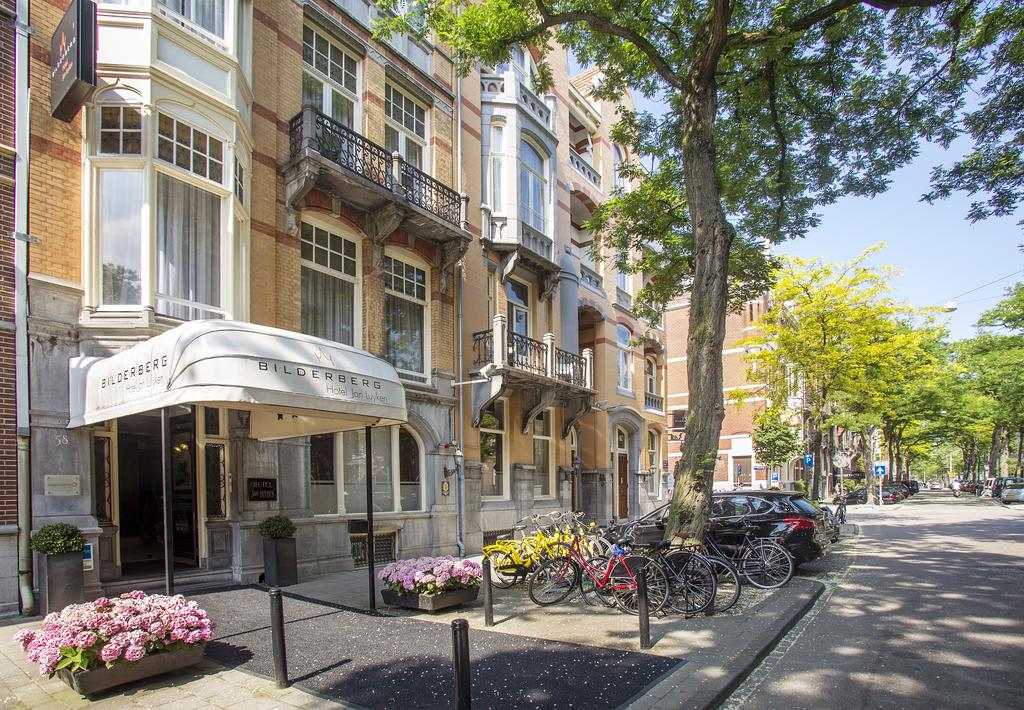 Bijzondere Overnachting Origineel Overnachten Boutique hotel Jan Luyken in het Museumkwartier Amsterdam2
