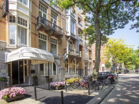 Boutique hotel Jan Luyken in het Museumkwartier Amsterdam