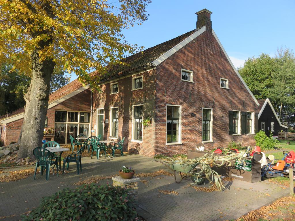 Bijzondere Overnachting Origineel Overnachten Hotel de Staakenborgh Bourtange Groningen14