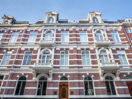 Pillows boutique hotel direct aan het Vondelpark in Amsterdam