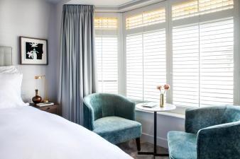 Bijzondere Overnachting Origineel Overnachten Romantisch slapen hotel Vondelpark Amsterdam8