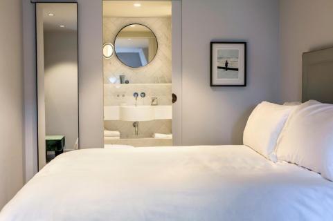 Bijzondere Overnachting Origineel Overnachten Romantisch slapen hotel Vondelpark Amsterdam9