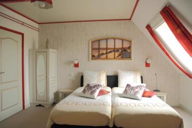 Bijzondere Overnachting Origineel Overnachten Slapen in Stolpboerderij Bed and Breakfast Tjallewal in Schagen6