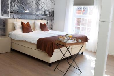 Bijzondere Overnachting Origineel Overnachten Slapen in Tuindorphotel 't Lansink midden in de stad3