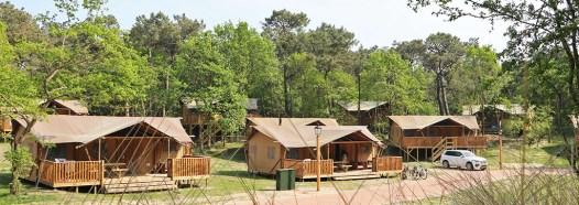 Bijzondere Overnachting Origineel Overnachten Slapen in vakantiepark Duinrell in Wassenaar11