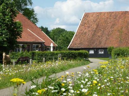 Bijzondere Overnachting Origineel Overnachten Slapen op Gastenboerderij De Ziel in Diepenheim4