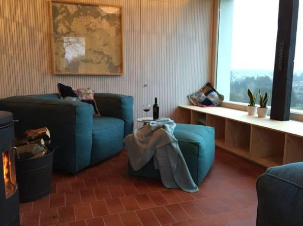Bijzondere Overnachting Origineel Overnachten huisje met houtkachel en uitzicht Ardennen10