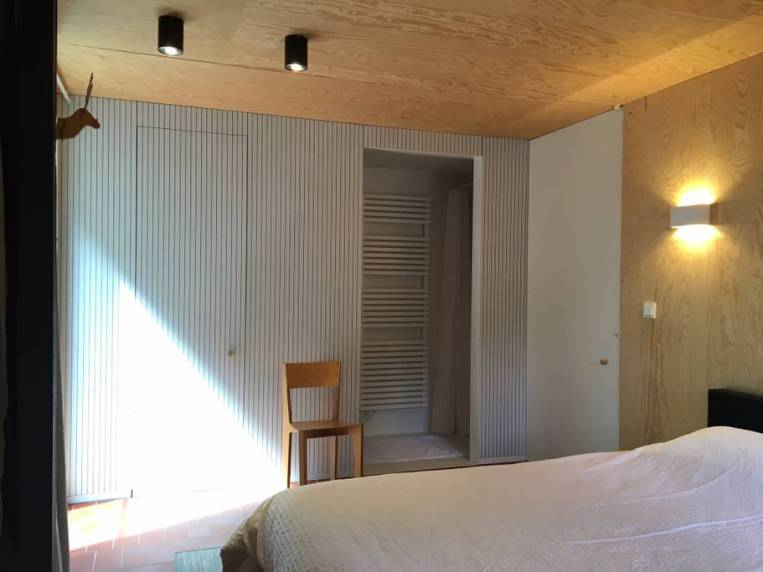 Bijzondere Overnachting Origineel Overnachten huisje met houtkachel en uitzicht Ardennen18