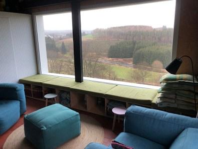 Bijzondere Overnachting Origineel Overnachten huisje met houtkachel en uitzicht Ardennen34