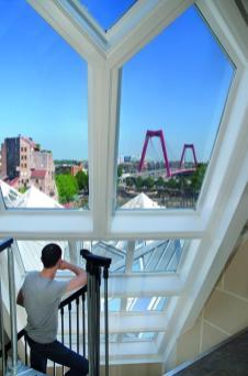 Bijzondere overnachting Origineel Overnachten Slapen in een kubuswoning in Rotterdam 10