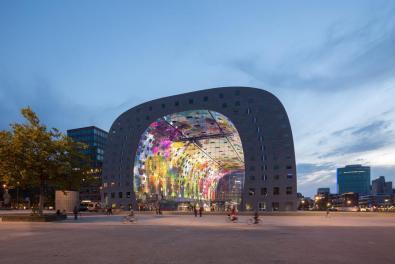 Bijzondere overnachting Origineel Overnachten Slapen in een kubuswoning in Rotterdam 13