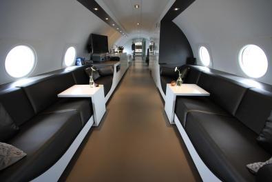 Bijzondere Overnachting Origineel Overnachten Slapen in een vliegtuigsuite op vliegveld Teuge13