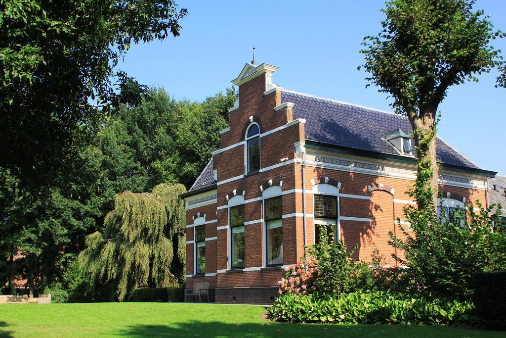 Slapen op de Beereshoeve in Groningen