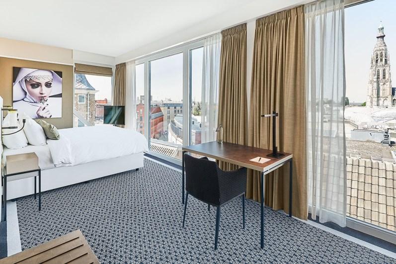 Bijzondere Overnachting Origineel Overnachten Slapen als een barones in Hotel Nassau Breda 19