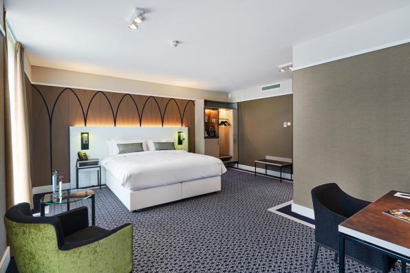 Bijzondere Overnachting Origineel Overnachten Slapen als een barones in Hotel Nassau Breda 2