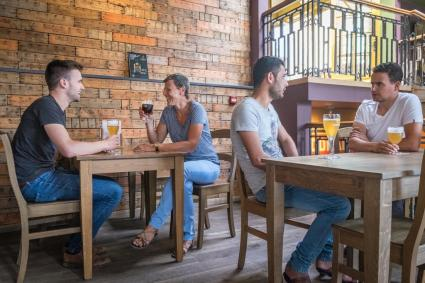 Bijzondere Overnachting Origineel Overnachten Slapen in Belgische bierbrouwerij Het Anker in Mechelen 12